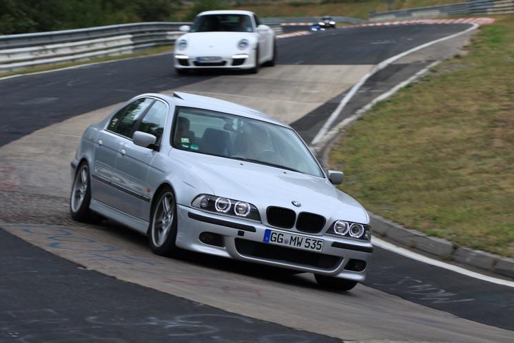E39 535i - 5er BMW - E39