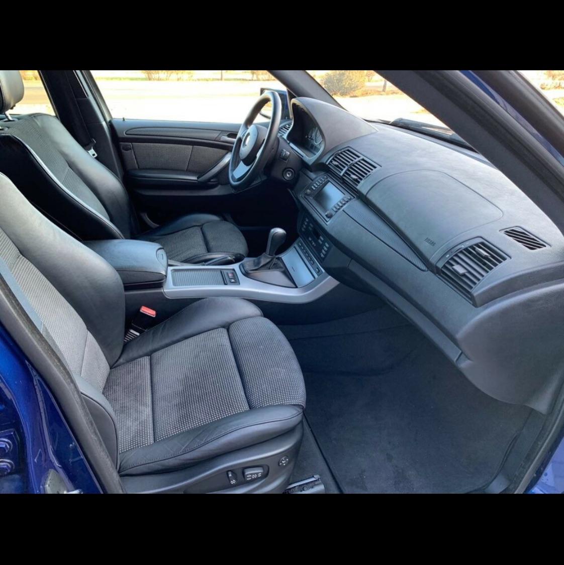 E53 X5 4.8is - BMW X1, X3, X5, X6