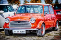 """Sir Harry the Mini"", Mini Oldtimer"