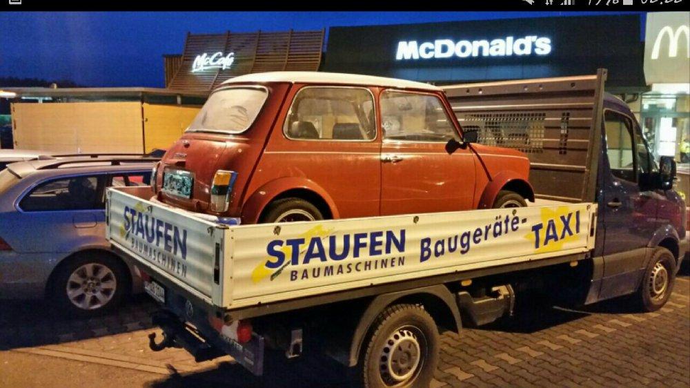 """Sir Harry the Mini"", Mini Oldtimer - Fotostories weiterer BMW Modelle"