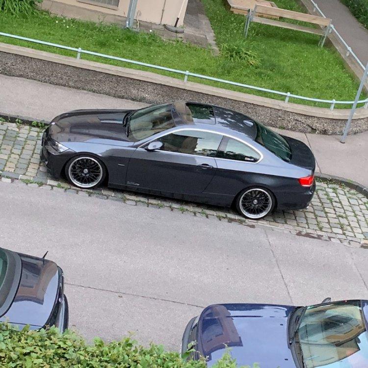E92, 325d Coupe - 3er BMW - E90 / E91 / E92 / E93