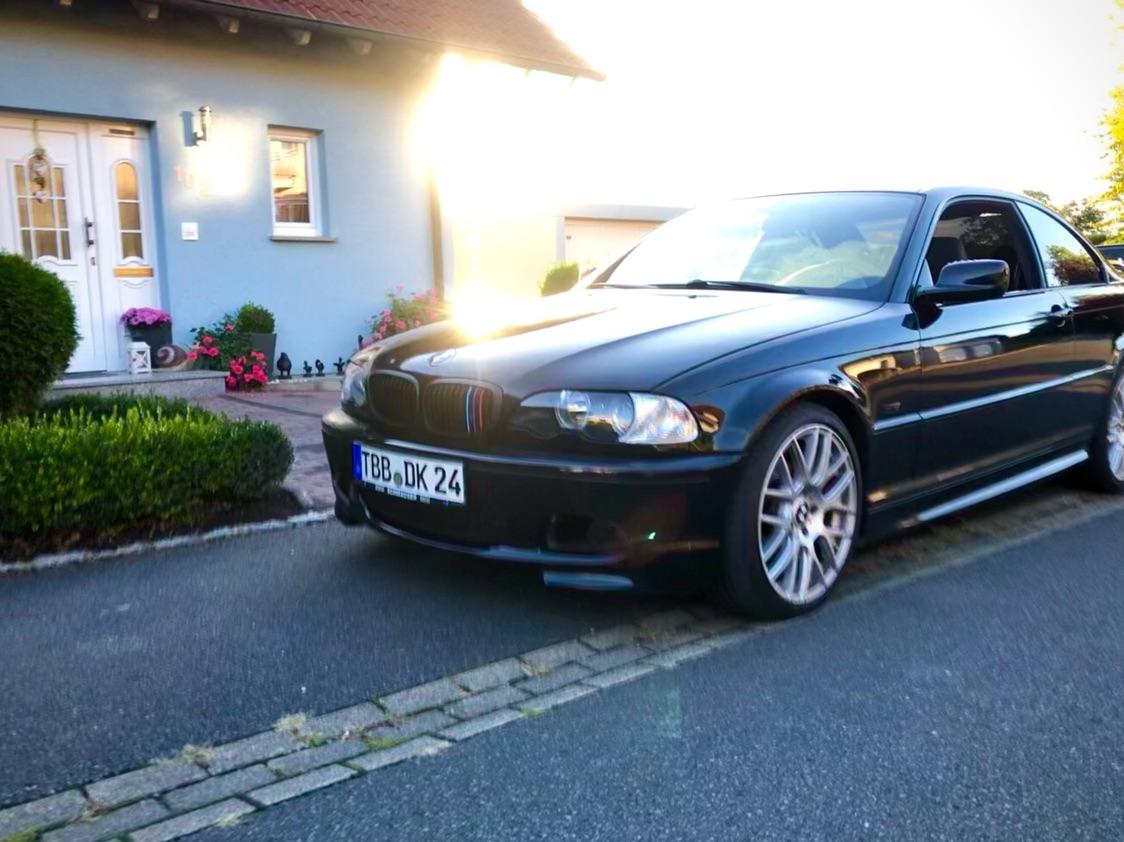 E46 Clubsport - 3er BMW - E46