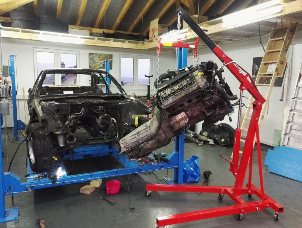 340iA - E36 V8 Umbau - 3er BMW - E36