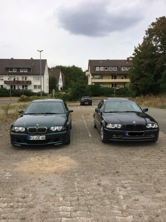 E46, 320i Limousine - 3er BMW - E46