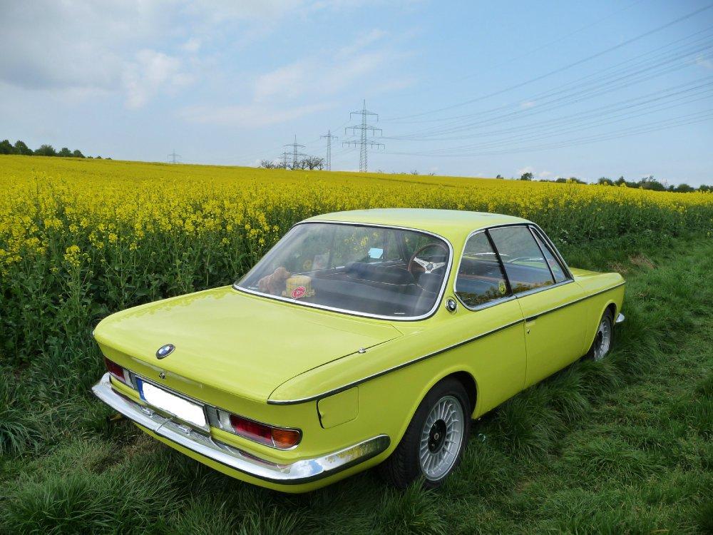 2000CA Schlitzaugencoupé - Fotostories weiterer BMW Modelle