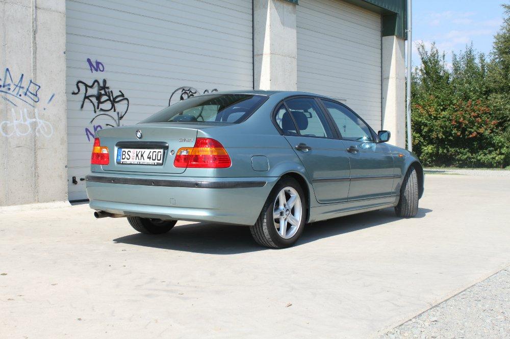 Mein erstes Auto: E46 318i Limousine - 3er BMW - E46