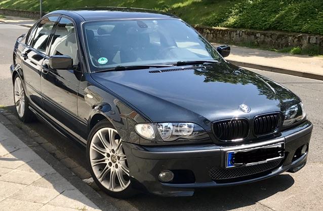 Meine Heide E46 320 i M - 3er BMW - E46