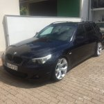 BMW-Syndikat Fotostory - E61 525d 😍