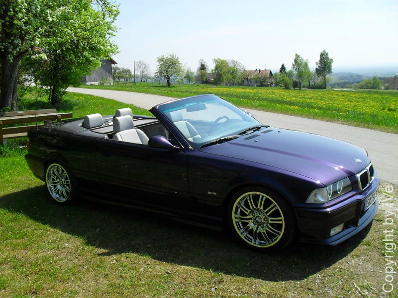 328i cabrio m paket mit m3 felgen 18 styling67 3er bmw. Black Bedroom Furniture Sets. Home Design Ideas
