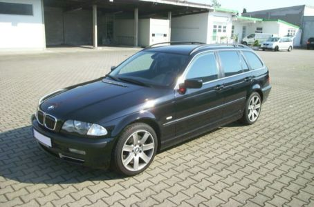 330ia touring 3er bmw e46 touring tuning. Black Bedroom Furniture Sets. Home Design Ideas