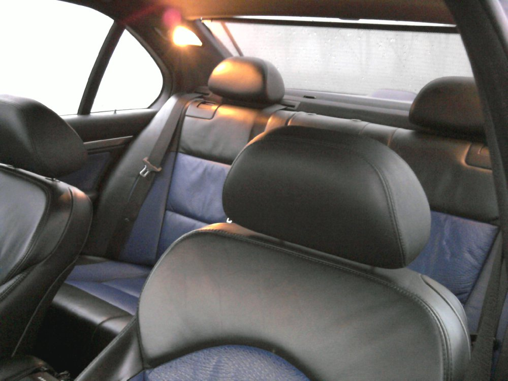 M539 Interlagosblau -> M5 Kompressor -> Schlachtun - 5er BMW - E39