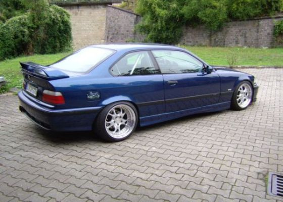 bmw e36 323i coupe clubsport edition 3er bmw e36 coupe tuning fotos bilder stories. Black Bedroom Furniture Sets. Home Design Ideas
