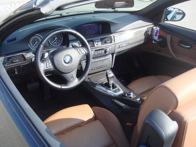 335i DKG Cabrio sattelbraun Carbon Breyton vs 313 - 3er BMW - E90 / E91 / E92 / E93