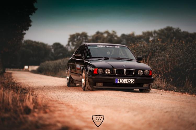E34 530i V8 Schalter - 5er BMW - E34