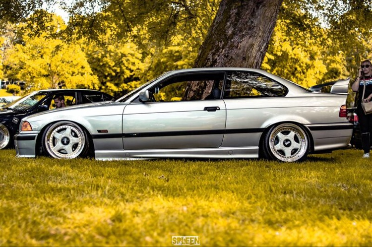 E36 323i Coupe - 3er BMW - E36