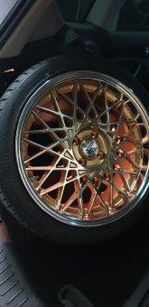 Lenso Eagle 2 Felge in 7.5x17 ET 35 mit Hankook Ventus V12 Reifen in 215/40/17 montiert vorn Hier auf einem MINI BMW R50/52/53 Mini Cooper S (2-Türer) Details zum Fahrzeug / Besitzer