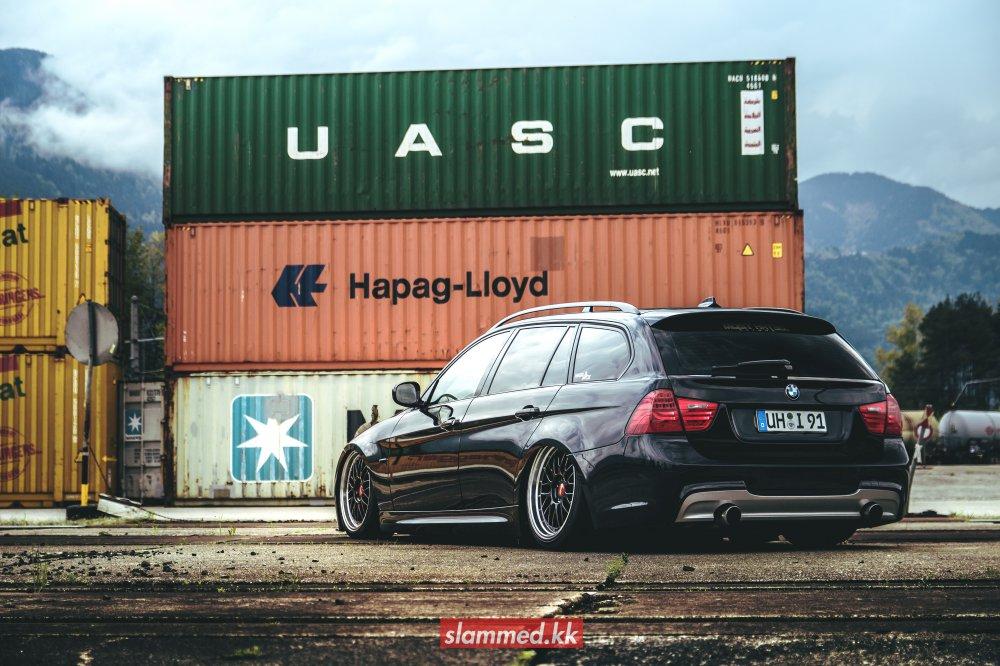 E91 LCI 335D - 3er BMW - E90 / E91 / E92 / E93