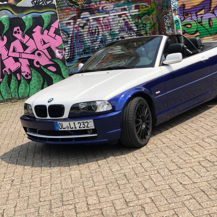 E46 318ci Cabrio - 3er BMW - E46