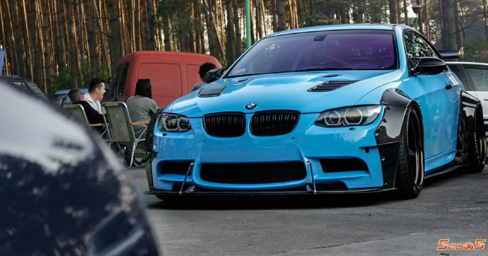 BMW M3 Widebody Carbon by Maxtondesign - 3er BMW - E90 / E91 / E92 / E93