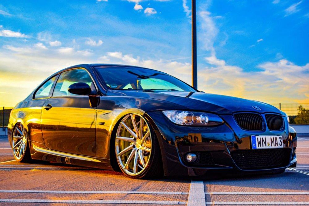 E92 335 coupe - 3er BMW - E90 / E91 / E92 / E93