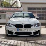 BMW-Syndikat Fotostory - F30 320d M3 Umbau