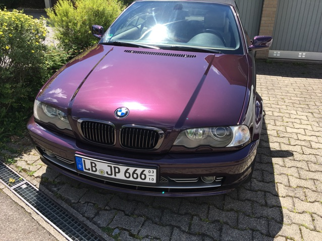 330ci Mora-Metallic - 3er BMW - E46