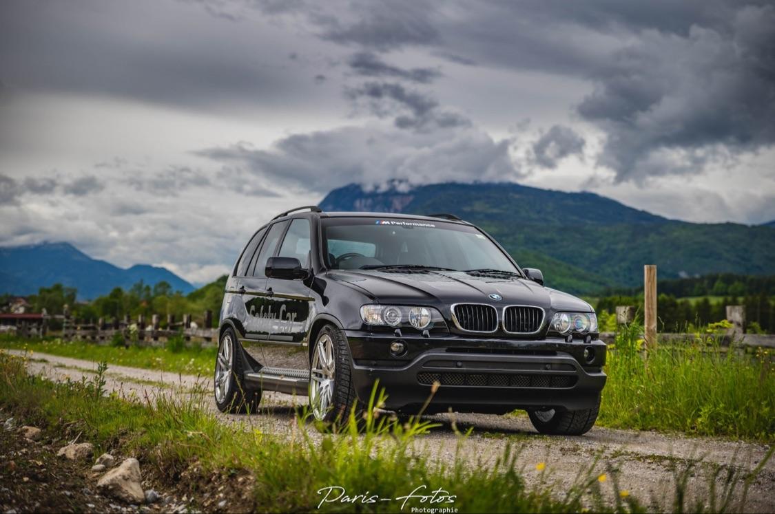 E53 3.0d SafetyCar - BMW X1, X2, X3, X4, X5, X6, X7