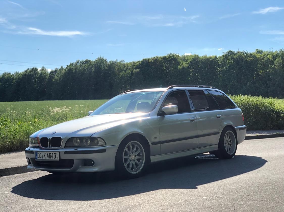 Vom Schrottplatz gerettet  e39 530d - 5er BMW - E39