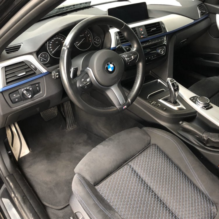 F31 340i - 3er BMW - F30 / F31 / F34 / F80