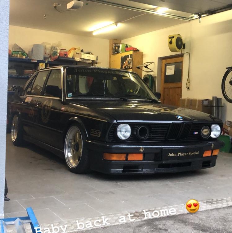 E28 ///M545i turbo - Fotostories weiterer BMW Modelle