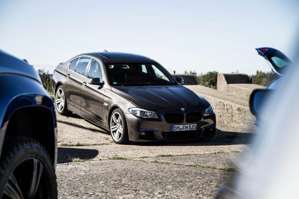 F10 535d Limousine - 5er BMW - F10 / F11 / F07