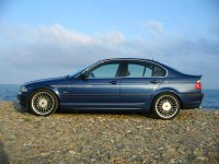 BMW-Syndikat Fotostory - Alpina B3 3,3