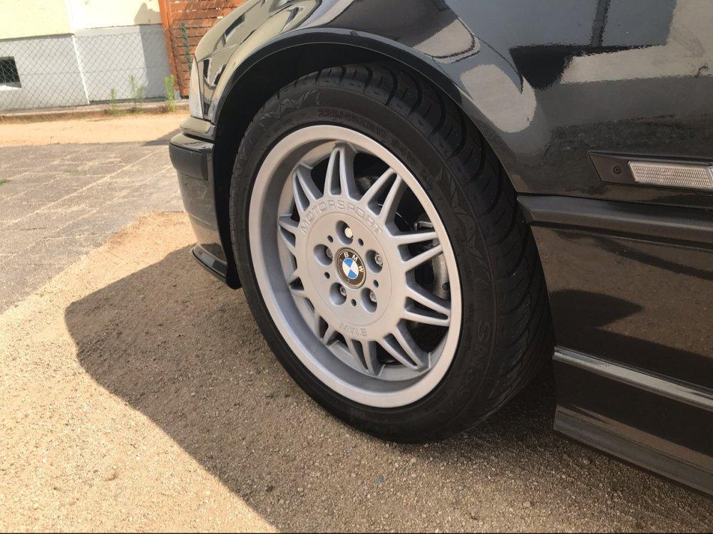 E36 Cabrio Dezenter Youngtimer - 3er BMW - E36