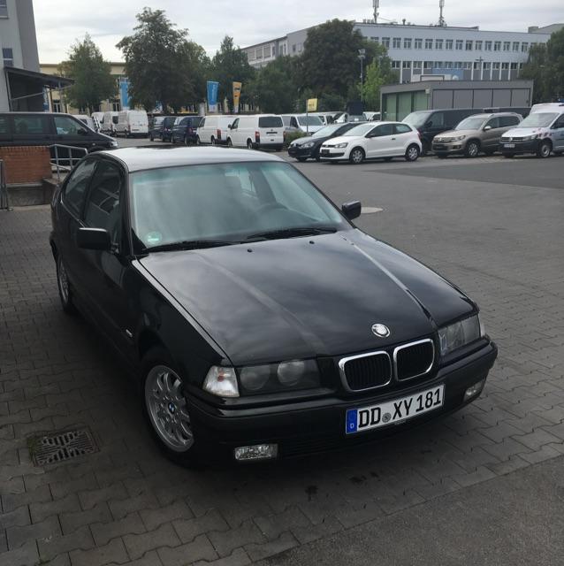 Bmw 316i: E36, 316i Compact [ 3er BMW