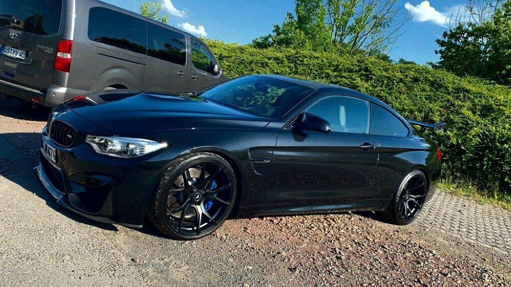 """BMW M4 Vorsteiner 20"""" Leightweight Carbon 540PS - 4er BMW - F32 / F33 / F36 / F82"""
