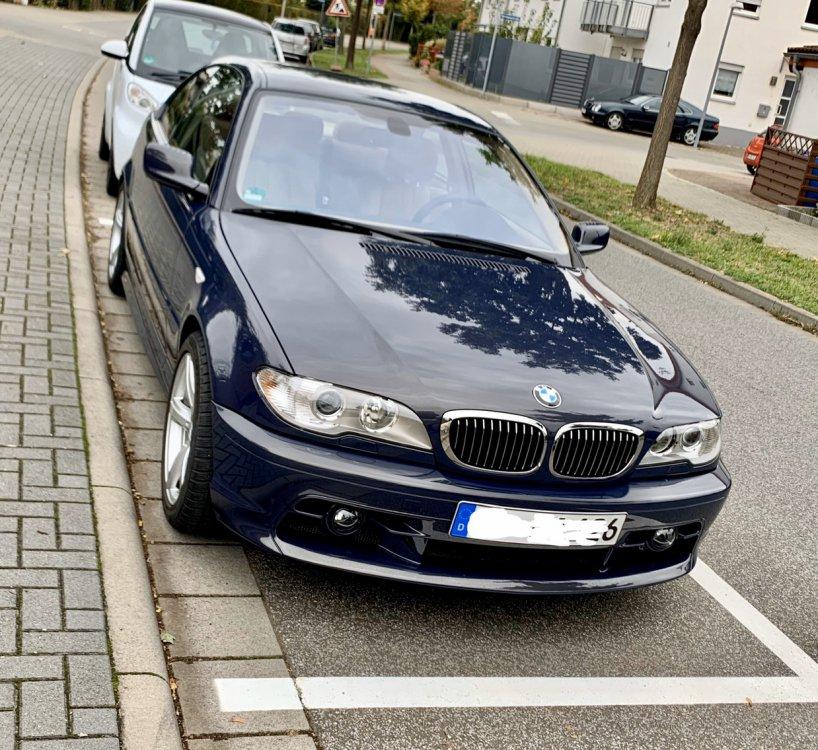 E46 320ci Aerodynamikpaket Original - 3er BMW - E46
