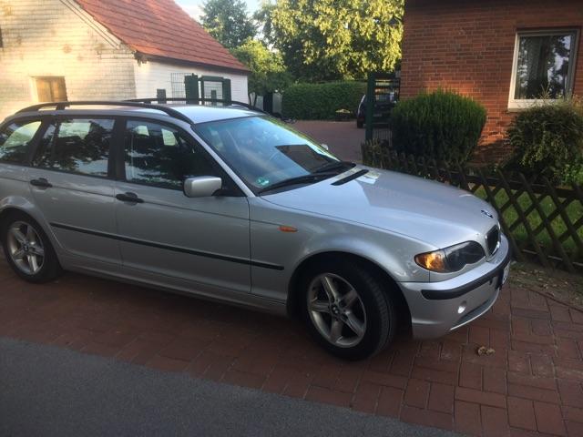 320 d - 3er BMW - E46