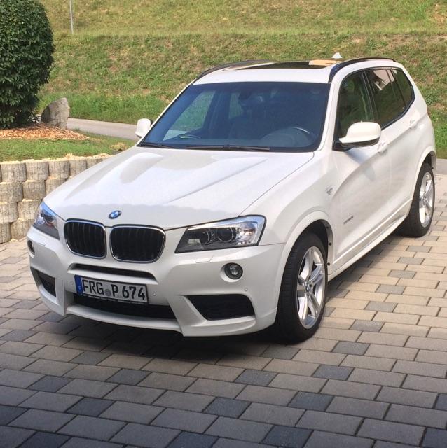 X - BMW X1, X3, X5, X6