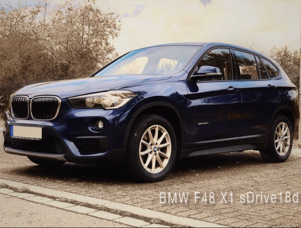 F48 sDrive18d - BMW X1, X3, X5, X6