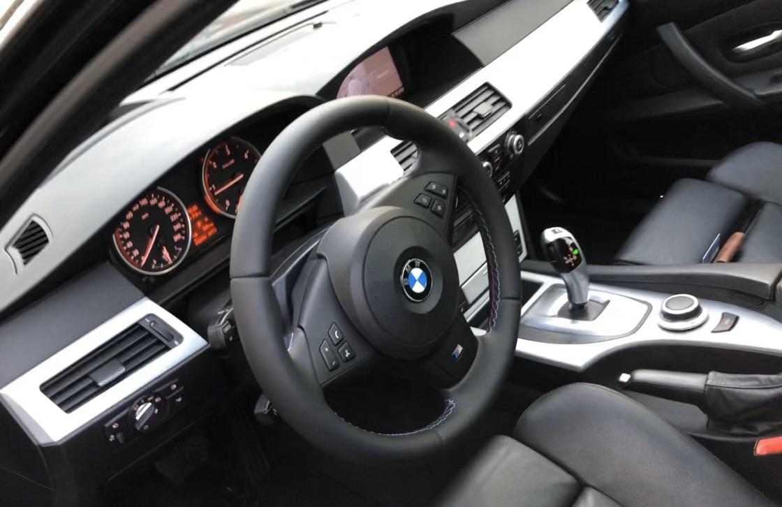 530d M-Paket LCI - 5er BMW - E60 / E61
