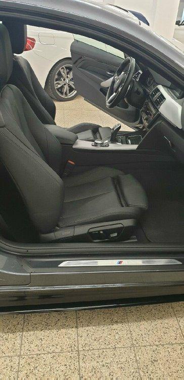 F32 428i mit M Body Kit - 4er BMW - F32 / F33 / F36 / F82