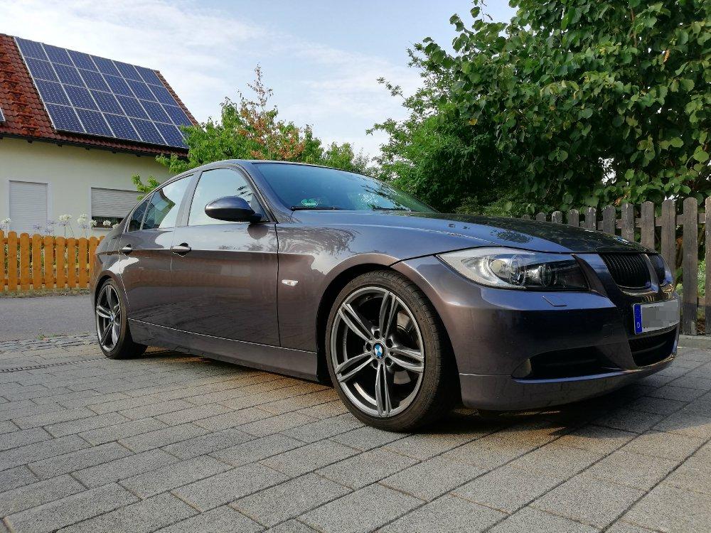E90 320i -Grey Love- - 3er BMW - E90 / E91 / E92 / E93