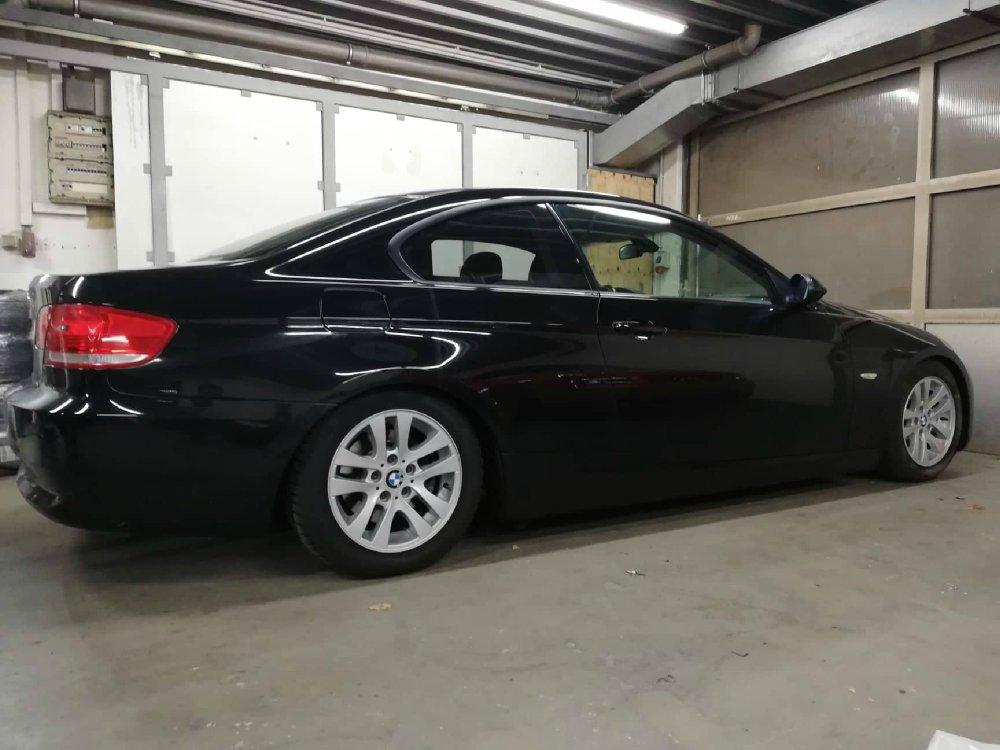 E92 Coupé 320d -Black Eagle- - 3er BMW - E90 / E91 / E92 / E93