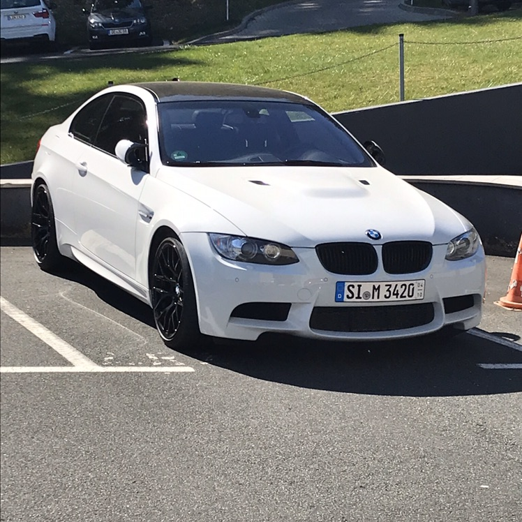 E92 , M3 - 3er BMW - E90 / E91 / E92 / E93