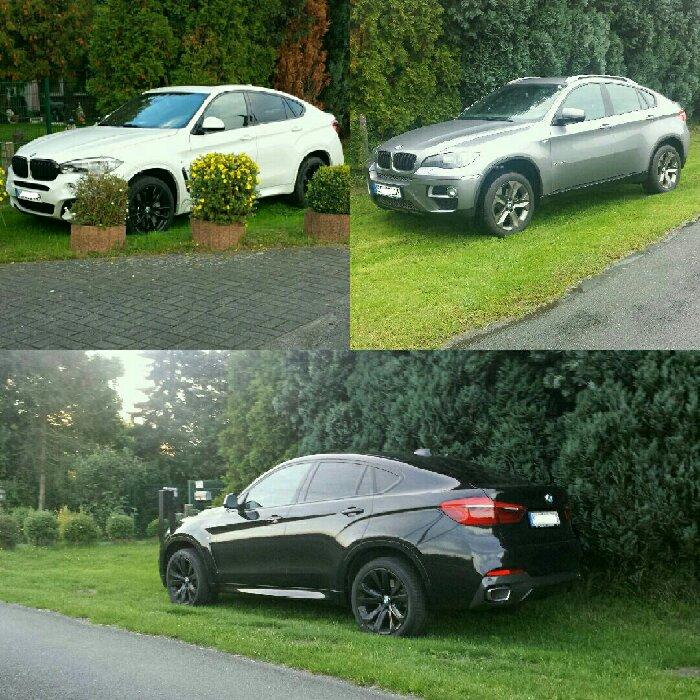 X6 50i - X4 M Competition - BMW X1, X3, X5, X6