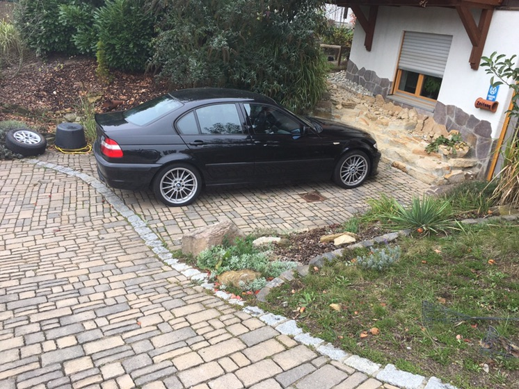 E46 325i Limo M-Paket - 3er BMW - E46