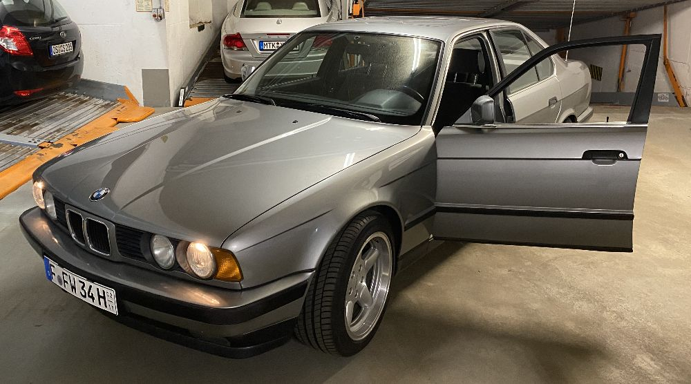 e34, 520i Baujahr 5/88 - 5er BMW - E34