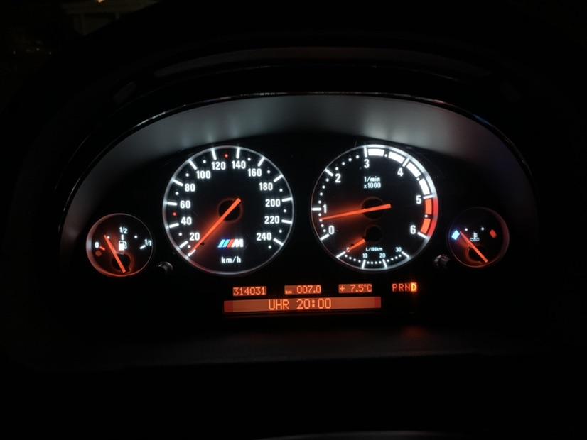 BMW E53 X5 IS Paket - BMW X1, X2, X3, X4, X5, X6, X7