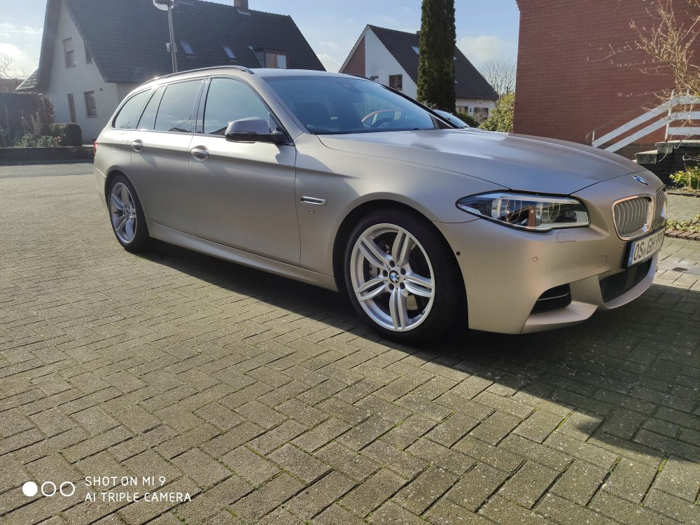 BMW M550D Touring LCI - 5er BMW - F10 / F11 / F07