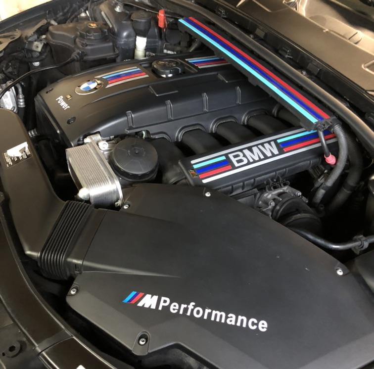 E93 325 i - 3er BMW - E90 / E91 / E92 / E93